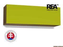 Skrinka orech rock/zelená REBECCA 8