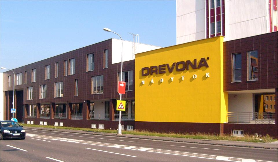 0c7c52687618e Kontakt - Drevona Bratislava Nábytok