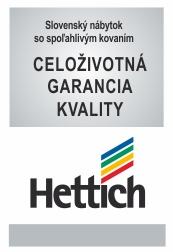 Kovanie Hettich
