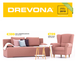Newsletter nábytok Drevona august 2019