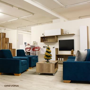 Dom nábytku Sereď Drevona