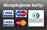 Platba platobnou kartou VISA, MasterCard, DinerClub na www.drevona.sk