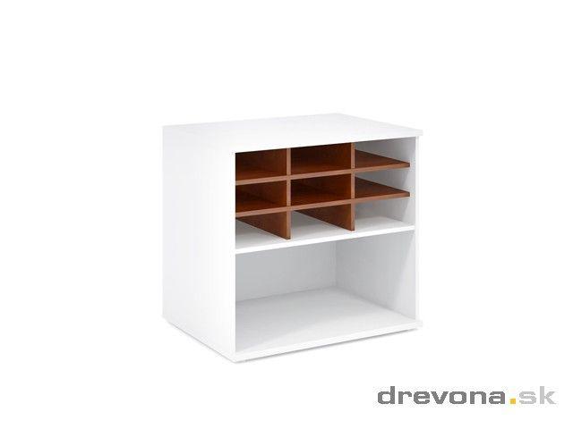 Kancelárske skrine - Drevona