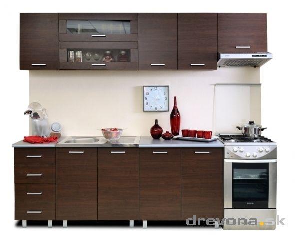 Kuchyne - kuchynské zostavy DREVONA