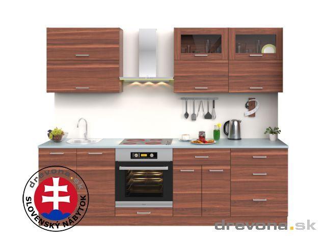 Kuchynské linky - DREVONA