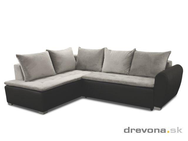 Rohové sedačky od slovenského výrobcu DREVONA