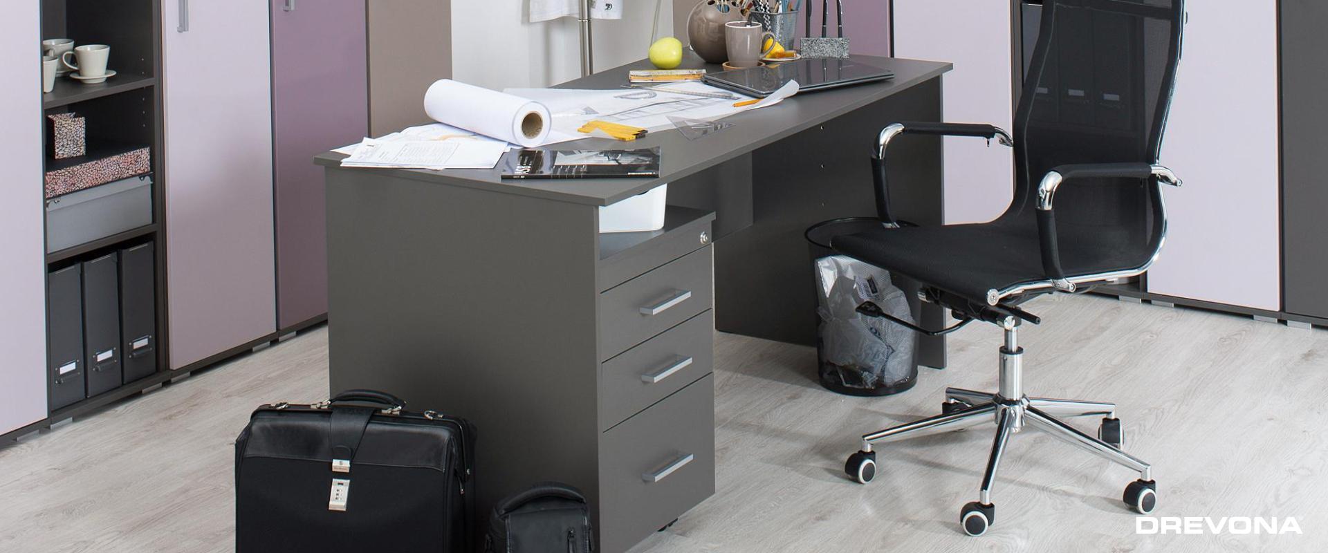 Kancelárske stoly REA OFFICE - slide 2