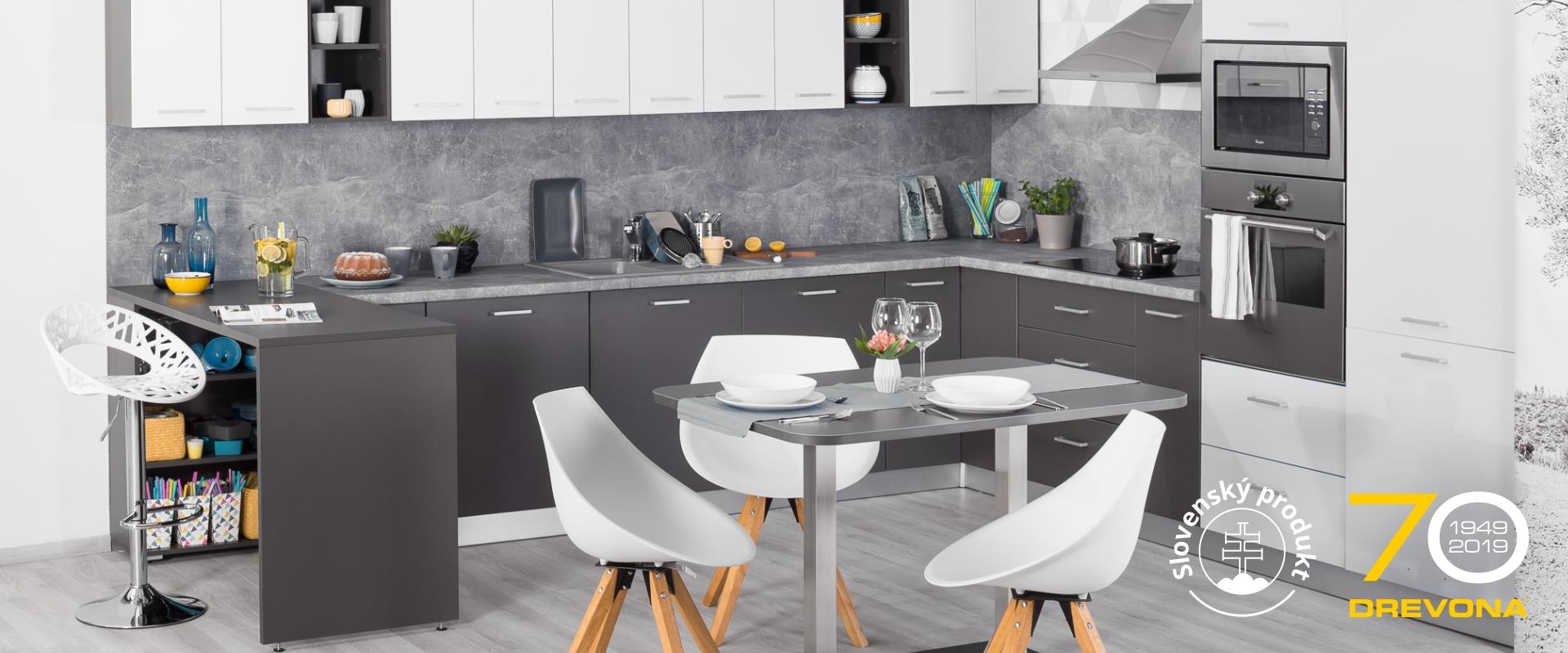 Kuchyne na mieru - slide 1