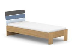 557122204618 Drevené postele š.80~140 cm