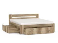 REA LARISA UP - Manželské postele