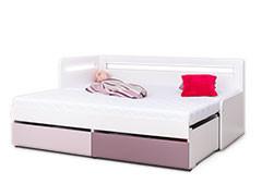Rozkladacia posteľ REA HOPPIP