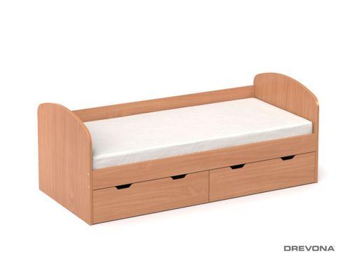 Detská posteľ buk REA GOLEM