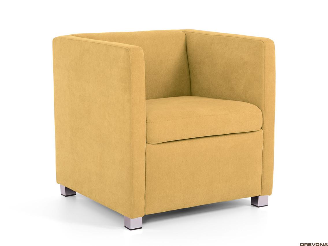 Fotela zelená AVA NATY