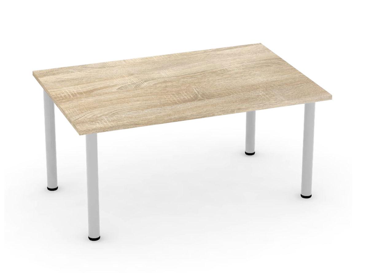 DREVONA09 Jedálenský stôl 120 dub bardolíno 4 nohy FLAT 2