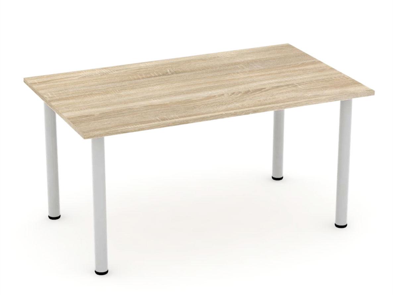 DREVONA09 Jedálenský stôl 150x90 REA FLAT 7, dub bardolíno