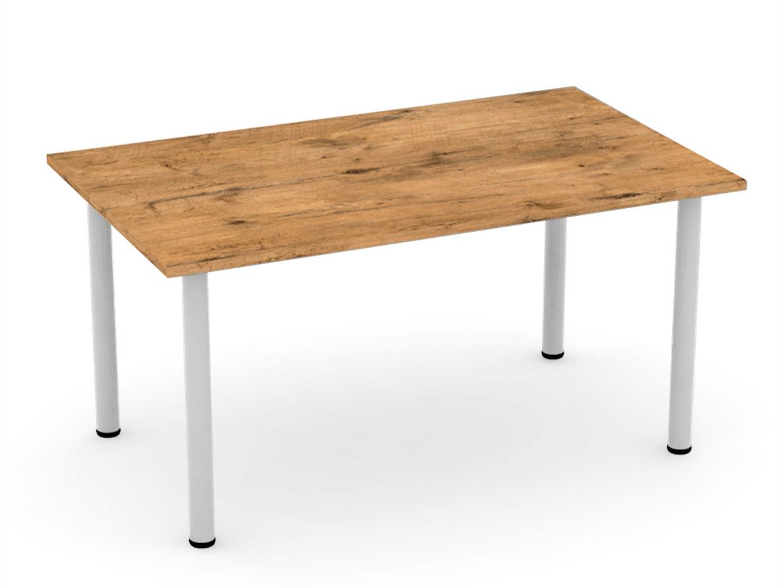 DREVONA09 Jedálenský stôl 150x90 REA FLAT 7, dub lancelot