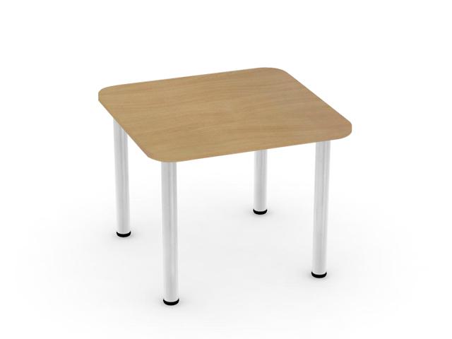 DREVONA09 Jedálenský stôl buk 80x80 REA FLAT 5