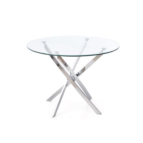 DREVONA09 Jedálenský stôl sklenený RAYMOND