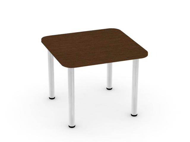 DREVONA09 Jedálenský stôl wenge 80x80 REA FLAT 5