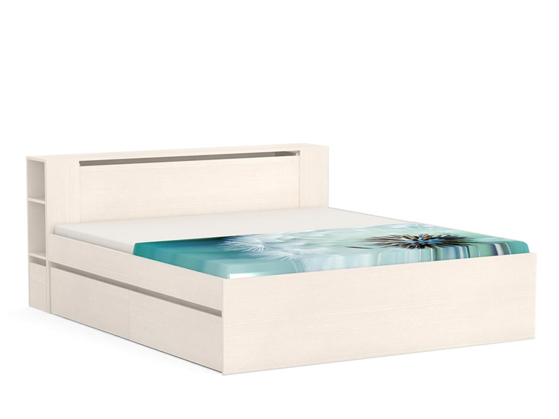 DREVONA09 Manželská posteľ navarra 180 cm REA AMY