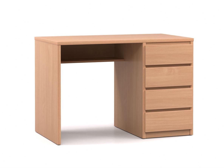 DREVONA09 Písací stolík pravý buk RP POLO 2