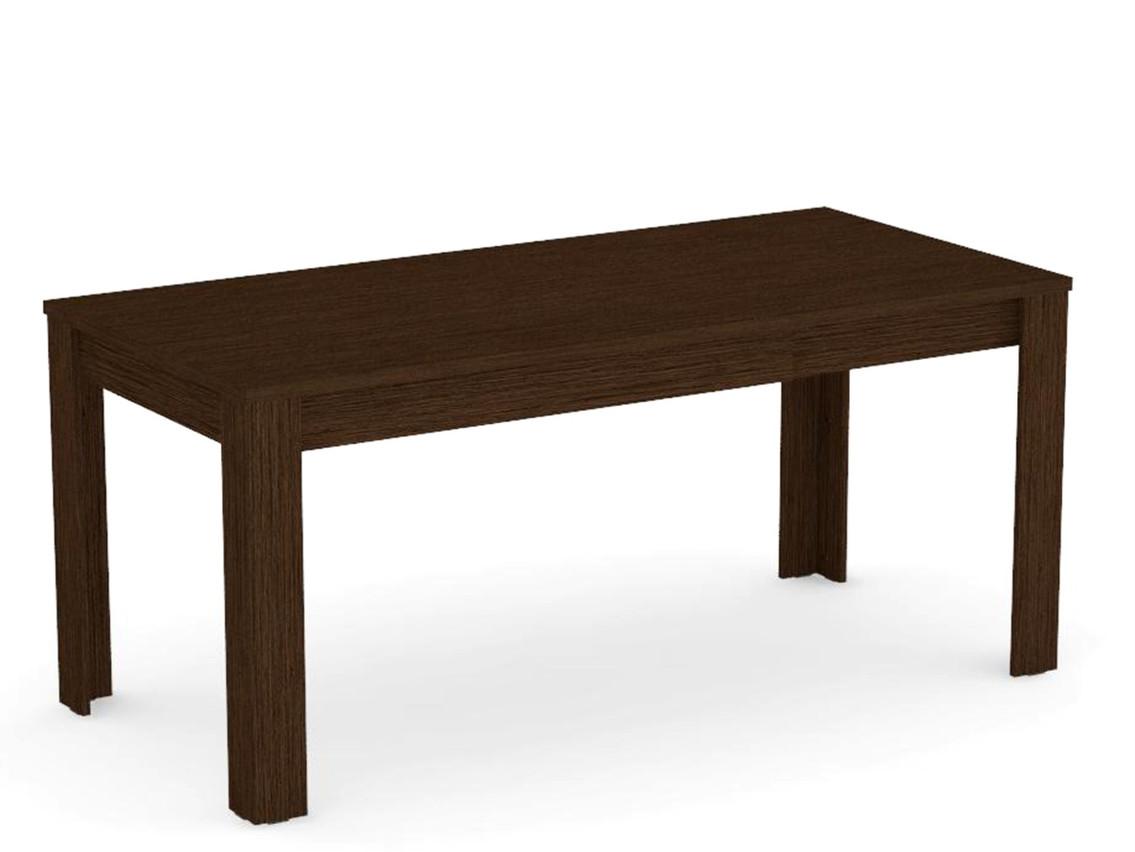 DREVONA09 Rozkladací jedálenský stôl wenge EXTE