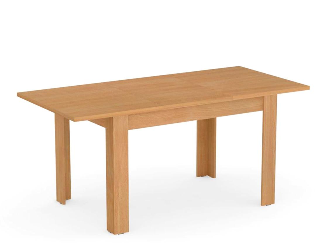 DREVONA09 Rozkladací stôl buk TABLE 2