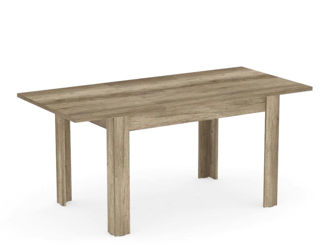 DREVONA09 Rozkladací stôl dub canyon TABLE 2