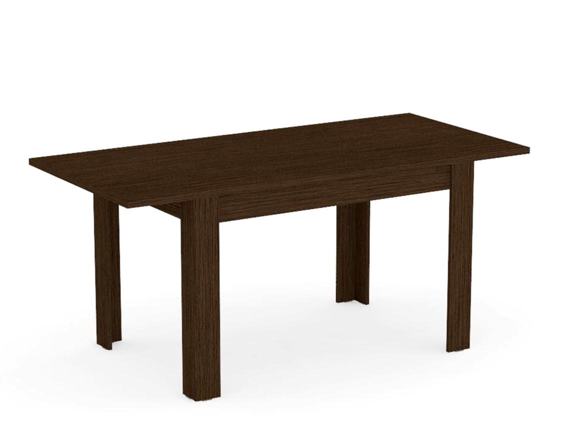 DREVONA09 Rozkladací stôl wenge TABLE 2