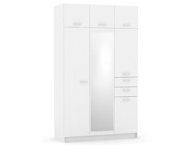 DREVONA09 Predsieňová skriňa biela REA 700