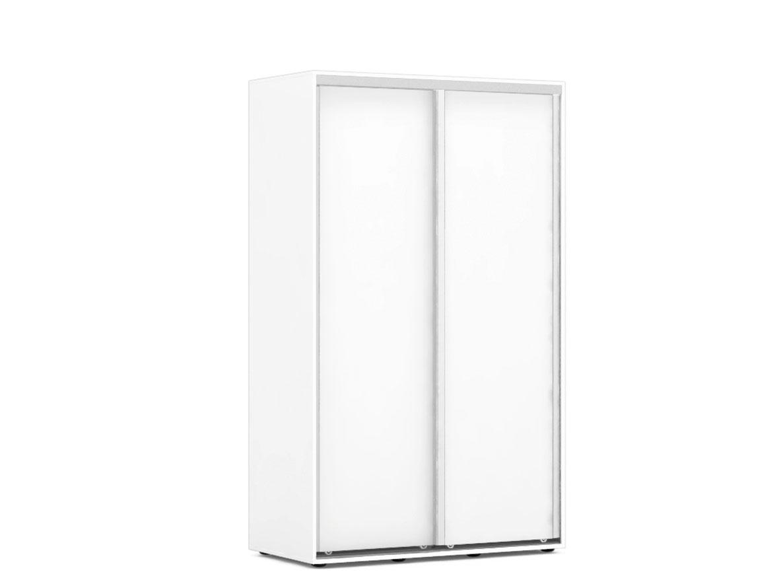 DREVONA09 Skriňa s posuvnými dverami TULSA 120/200 biela