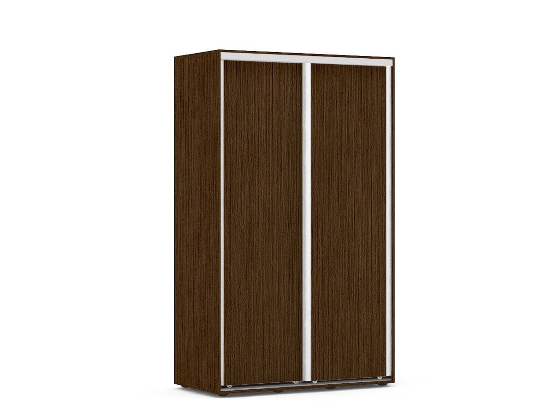 DREVONA09 Skriňa s posuvnými dverami TULSA 120/200 wenge