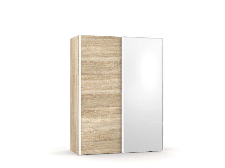 DREVONA09 Skriňa zrkadlo dub bardolíno REA HOUSTON 1 ZR
