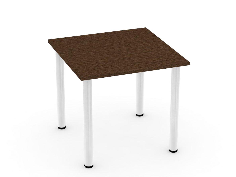 DREVONA09 Stôl 80 x 80 wenge 4 nohy REA FLAT 1