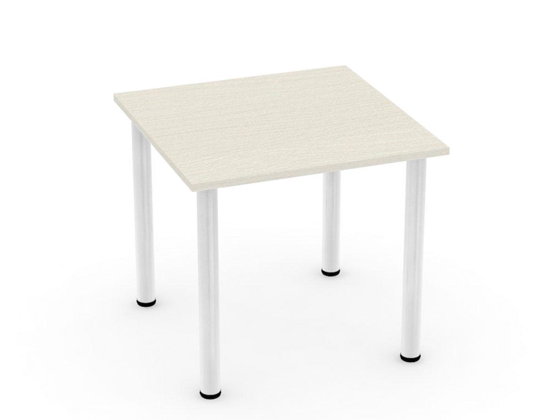 DREVONA09 Stôl 80 x 80 navarra 4 nohy REA FLAT 1