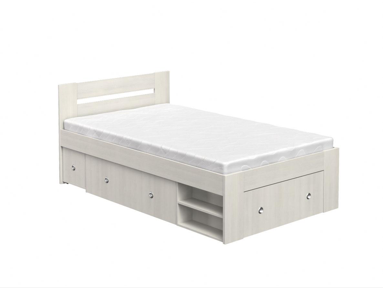 DREVONA09 Študentská posteľ 120 cm navarra REA LARISA