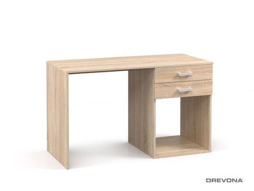 Písací stolík PC 120 dub bardolíno SAM