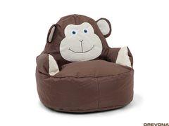 Detský sedací vak opička BABY JUDY