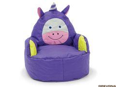Detský sedací vak prasiatko BABY PEPA