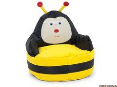 Detský sedací vak včielka BABY MAJA