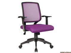 Kancelárske kreslo mesh fialový JELA