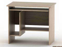 Kancelársky stôl dub svetlý FER-020-00