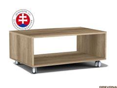 Konferenčný stolík dub can. ROULETTE 2