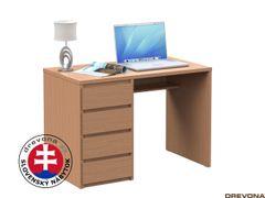 Písací stolík ľavý RP POLO 2