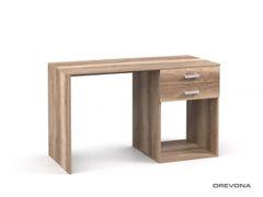 Písací stolík PC 120 cm dub canyon SAM