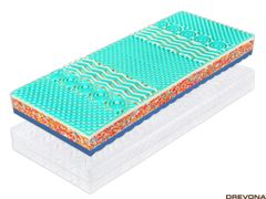 Pohodlný matrac MAXI KINGS