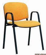 Rokovacia stolička LEDA-NE-B
