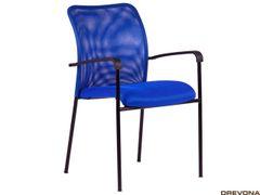 Rokovacia stolička TRITON BLACK