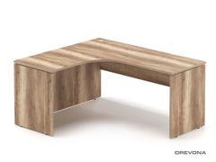 Stôl ľavý dub canyon RP-SRD-1600