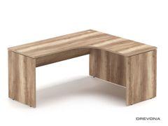 Stôl pravý dub canyon RP-SRD-1600